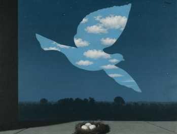 René Magritte, El retorno